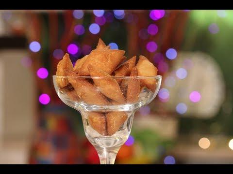 Shankarpali   Diwali Special Recipe   Sanjeev Kapoor Khazana