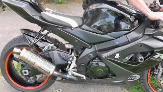 SUZUKI GSXR 1000 K5 WALK AROUND 2018