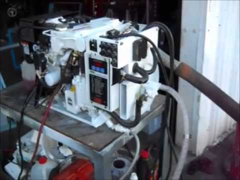 Kohler marine generator review  YouTube