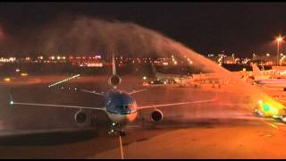 Aankomst laatste MD-11 van KLM / Arrival last MD-11