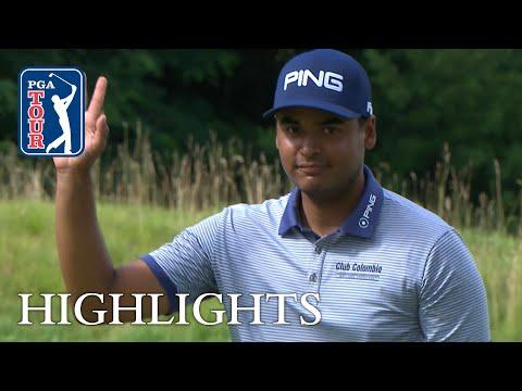 Sebastian Munoz extended highlights   Round 3   The Greenbrier