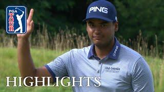 Sebastian Munoz extended highlights | Round 3 | The Greenbrier