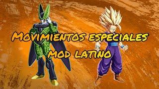 Cell & Gohan Movimientos especiales mod latino