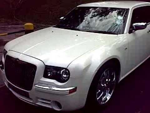 Starfire White Pearl Chrysler 300c Youtube