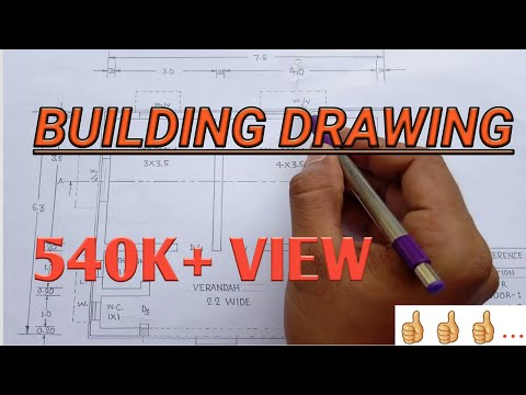 building-drawing