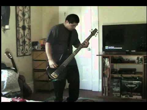 korn bass cover never never youtube. Black Bedroom Furniture Sets. Home Design Ideas