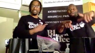 BLACK COFFEE COMPANY FACEBOOK LIVE 1.13.19