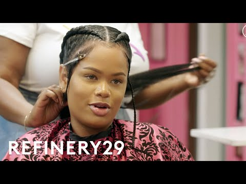 Why Arnell Armon Almost Stopped Making Hair Videos   Skin Deep   Refinery29
