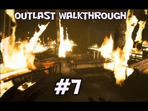 Tips 'n Tricks: Outlast Walkthrough 7