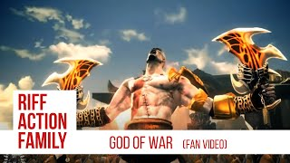 Riff Action Family - God of War