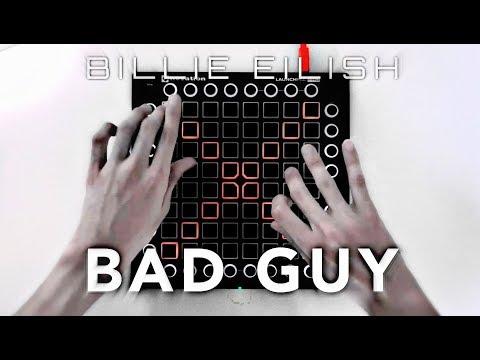 Billie Eilish - Bad Guy (Tiësto Remix) / Launchpad Cover