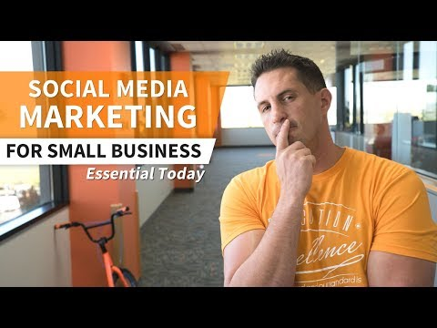 Social Media Marketing for Small Business - Essential Today thumbnail