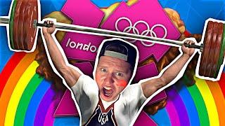 LONDON 2012 OLYMPICS FUNNY MOMENTS