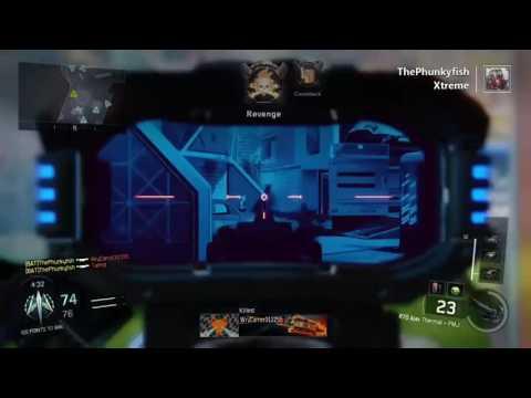 R70 AJAX W/ HC-XD AND SCYTHE - Call of Duty: Black Ops III
