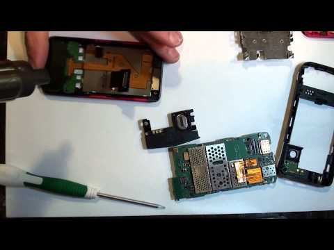 Desmontar Completamente--Disassembly Complete Nokia 5610 XpressMusic