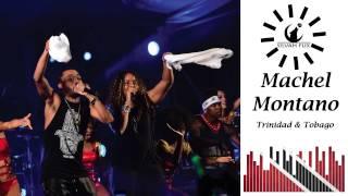 Machel Montano & Angela Hunte ~ Party Done ~ Soca 2015