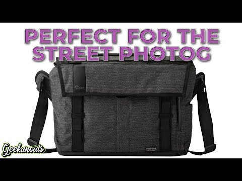 Lowepro Streetline SH 180 Lifestyle Camera Bag Review