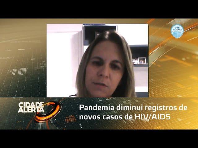 Pandemia diminui registros de novos casos de HIV AIDS no Hospital Hélvio Auto