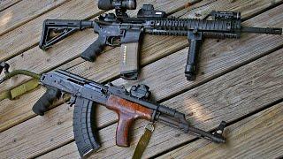Как определить: автомат или всё-таки штурмовая винтовка?