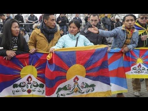 Tibet row halts China U20 football team's German tour. - Latest News - 26-11-17