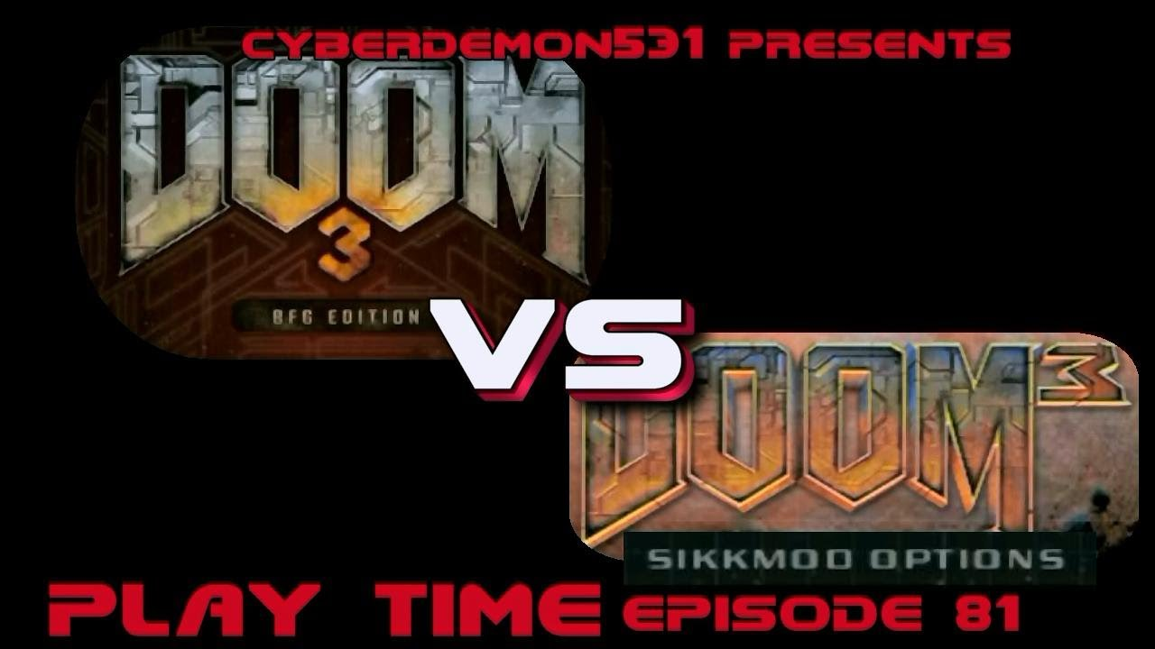 Doom 3 Sikkmod Finally Native to the Mac     - Mac Action & Shooters