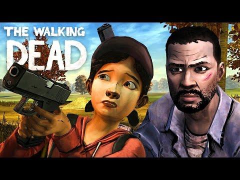 THE WALKING DEAD w/ MY BOYFRIEND!! (PART 2)