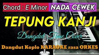 Download TEPUNG KANJI (AKU RA MUNDUR) - Dangdut Time Cover Dangdut Koplo KARAOKE rasa ORKES Yamaha PSR S970