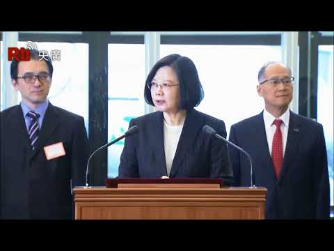 Tsai heads to Swaziland for independence anniversary