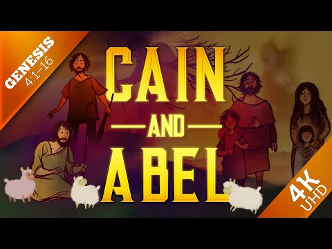 Genesis 4 - Cain And Abel Bible Story | Animated Sunday School Lesson For Kids | 4K REMASTERED