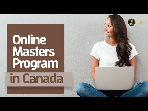 Discover: Online Masters Program In Canada