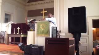Elder Richard Hurey