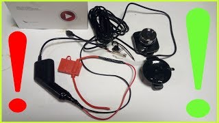Как подключить видеорегистратор. How to install a dashcam
