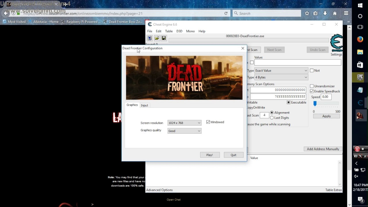 Cheat engine dead frontier gambling online gambling withdrawal