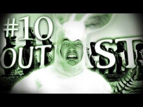 I'M A CUTE BUNNY! - Outlast Gameplay...
