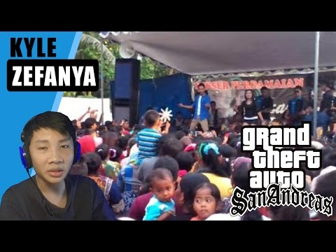 konser dangdut gaib[?] – Grand Theft Auto Extreme Indonesia (DYOM#66)
