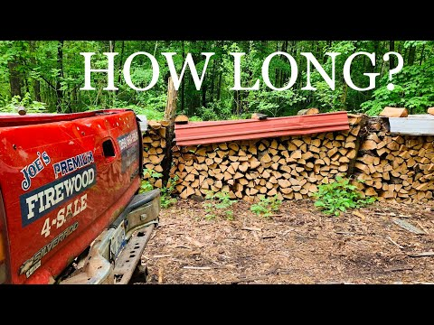 How Long Does It Take For Semi-seasoned Oak Firewood To Properly Dry?
