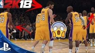 NBA 2K18 - HOW TO PLAY WITH THE 2009 - 2010 LAKERS IN NBA 2K18 FOR FREE DOWNLOAD 99 KOBE! (PS4)