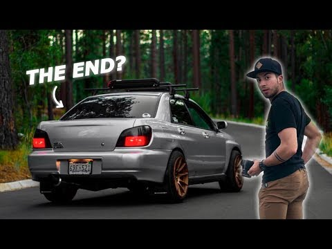 Is This The END Of The BUGEYE Wrx!?
