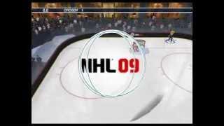NHL 09 - Пробег - часть 2