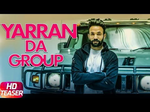 Teaser | Yaaran Da Group | Dilpreet Dhillon | Parmish Verma | Desi Crew | Speed Records
