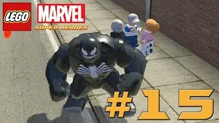 LEGO Marvel Super Heroes - Прохождение: Эпизод 15