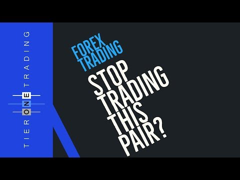 FOREX TRADING EDGE 50 - Stop Trading This Pair?