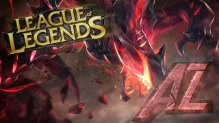 A-Z League of Legends: Rek'Sai - NIC NIE WIDAĆ
