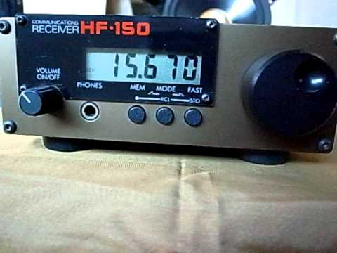 "Kazakh Style ""Turkish March (Mozart) 2"" - China National Radio 15670kHz قازاق ٴتىلى"