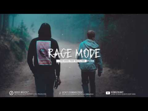 'RAGE MODE' Hard Rap Instrumentals | Aggressive Trap Beats Mix 2017