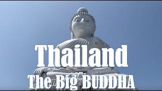 Thailand The big Buddha