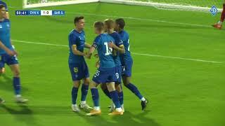 ГОЛ! 1:0 КЛЕЙТОН забиває! ДИНАМО Київ - ШАХТАР Солігорськ, Білорусія