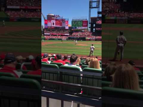 St. Louis Cardinals vs. Giants