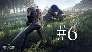 Witcher 3 - PC Gameplay Ultra Settings #6