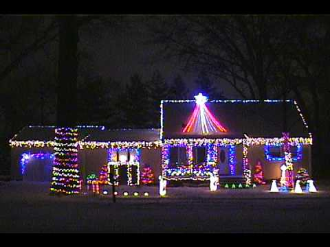 CHRISTMAS LIGHTS SHOW-GE